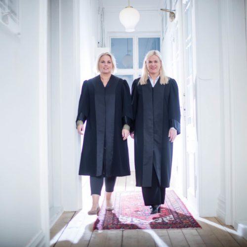 Advokatfirmaet Knutsen & Hoel, advokat Anne Hoel og advokat Vibeke Knutsen